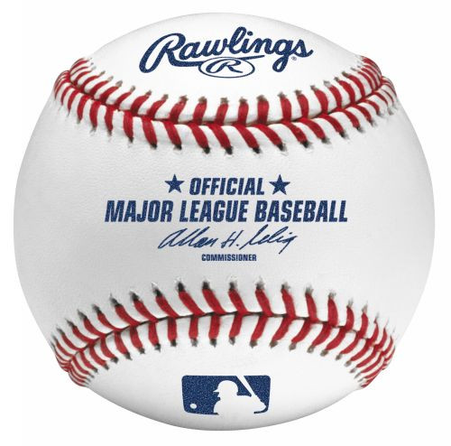 Rawlings MLB Official Game Baseball (Dozen)