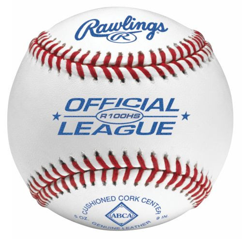 Rawlings R100HS Official League Baseball (Dozen)