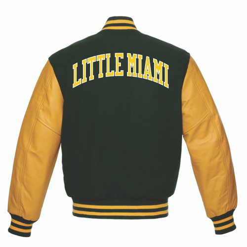 Little Miami Varsity Jacket