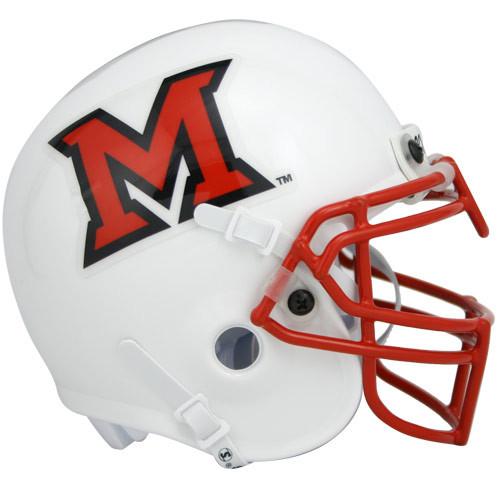 Miami Redhawks Schutt Mini Helmet