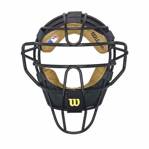 Wilson Dyna-Lite Steel Umpire Face Mask