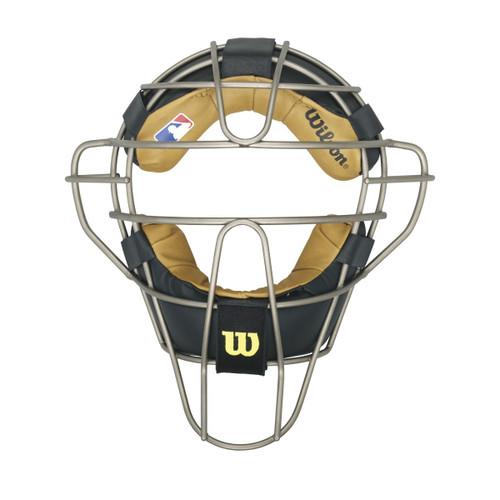 Wilson Dyna-Lite Titanium Umpire Face Mask