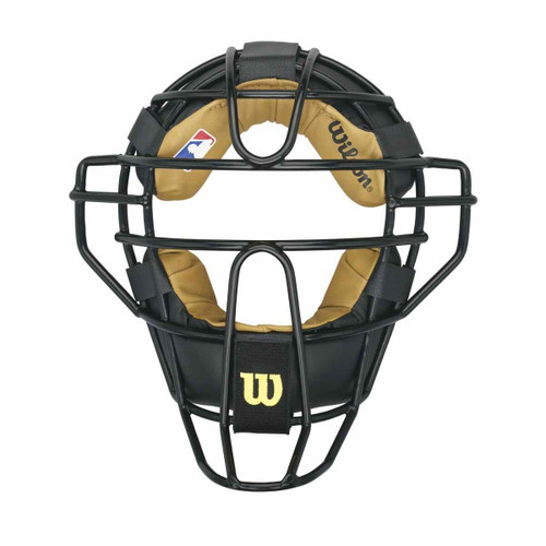 Wilson New View Steel Umpire Face Mask