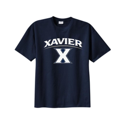 Xavier Musketeers Navy T-Shirt