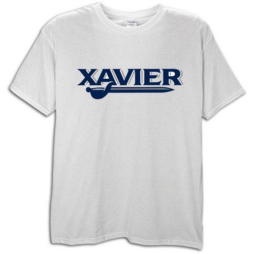 Xavier Musketeers White T-Shirt