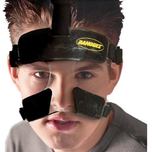 Bangerz High Impact Polycarbonate Nose Guard