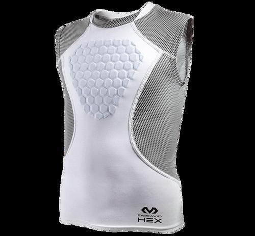 McDavid HexPad Sternum Shirt