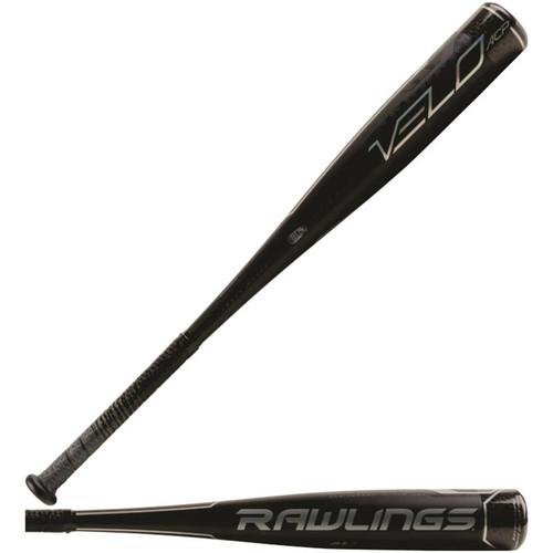"""Rawlings 2020 Velo ACP USSSA 2 3/4"""" Baseball Bat (-10)"""