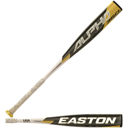 "Easton 2020 Alpha 360 USA 2 5/8"" Baseball Bat (-11)"
