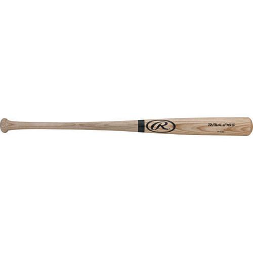 Rawlings Adirondack Pro Ash Wood Bat Natural