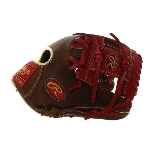 "Rawlings Heart of the Hide 11.5"" PRO204-2TIG Baseball Glove"