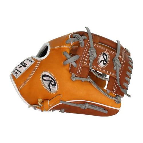 "Rawlings Heart of the Hide 11.5"" PROR204W-2T Baseball Glove"