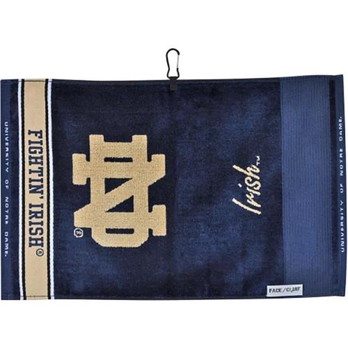 Notre Dame Fighting Irish Jacquard Golf Towel