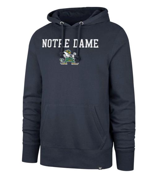 Notre Dame Fighting Irish Pregame '47 Headline Hood