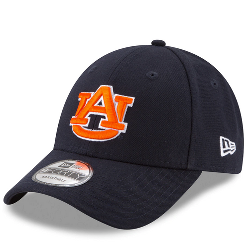 Auburn Tigers New Era The League 9FORTY Adjustable Hat