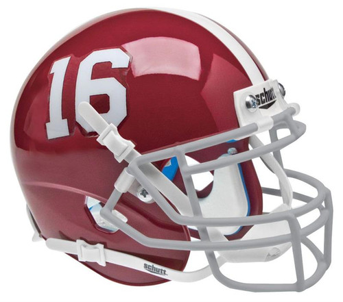 Alabama Crimson Tide Schutt Mini Helmet