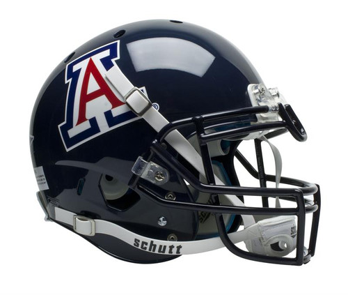 Arizona Wildcats Navy Schutt Mini Helmet