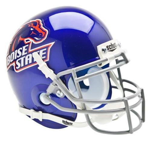 Boise State Broncos Schutt Mini Helmet