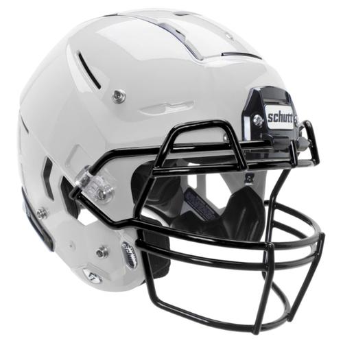 Schutt F7 VTD Collegiate Adult Football Helmet with Carbon Steel Facemask