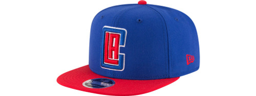New Era Los Angeles Clippers 2-Tone Stock Original 9FIFTY Snapback Hat