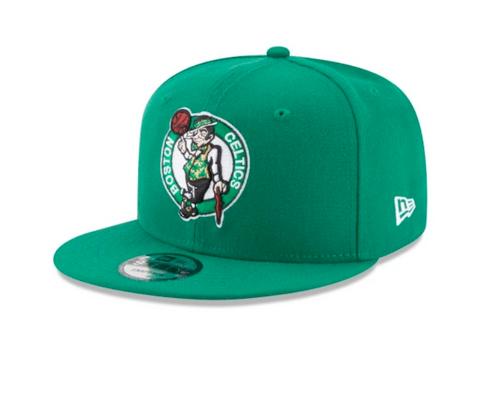 New Era Boston Celtics Stock Original 9FIFTY Snapback Hat