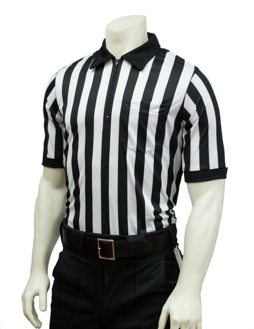 Smitty Football Officials Short Sleeve Shirt w/ Collar
