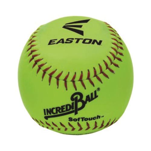 Easton Neon SofTouch IncrediBall Training Softballs (Dozen)