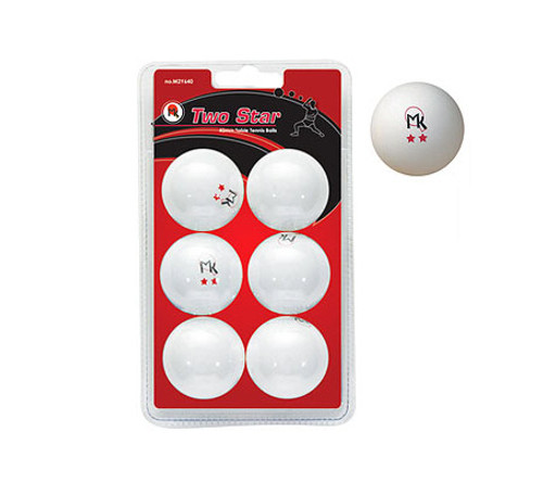 Martin Kilpatrick 2-Star Table Tennis Balls