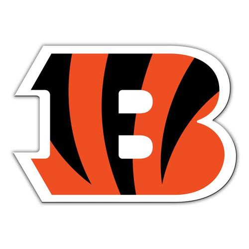"Cincinnati Bengals ""B"" Logo Car Magnet"
