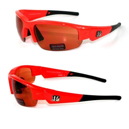 Maxx HD Cincinnati Bengals Dynasty Sunglasses