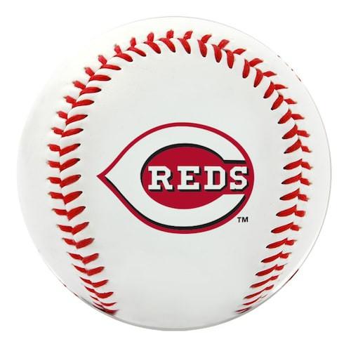 Cincinnati Reds Team Logo Baseball