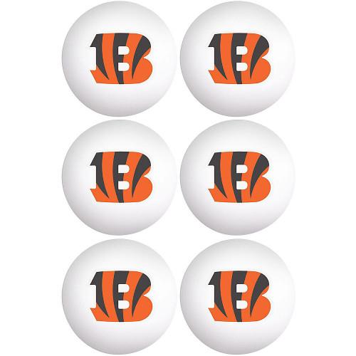 Cincinnati Bengals Ping Pong Balls
