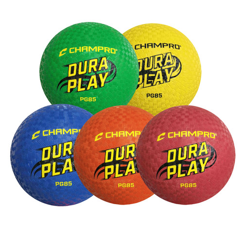 "Champro 8.5"" Multicolored Playground Balls"