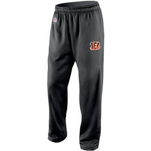 Cincinnati Bengals Black KO Fleece Performance Sweatpants