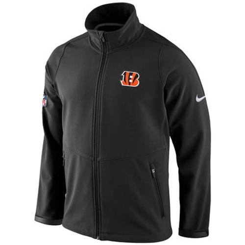 Cincinnati Bengals Nike Sphere Hybrid Jacket – Black