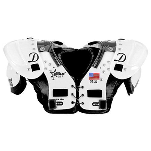 Douglas JP32 Series Youth All-Position Football Shoulder Pads