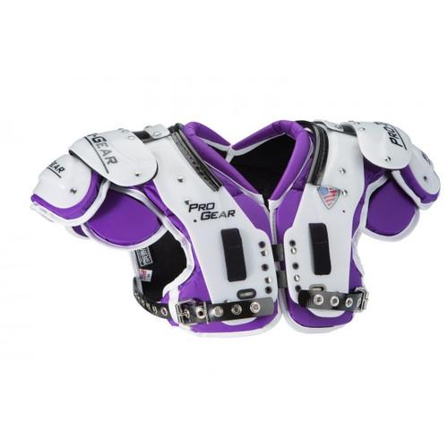 Pro-Gear PL 10 QB / DB / WR Custom Shoulder Pad