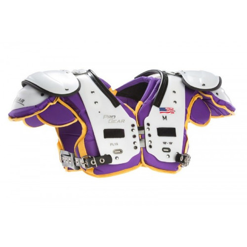 Pro-Gear PL 15 RB / DB Custom Shoulder Pad