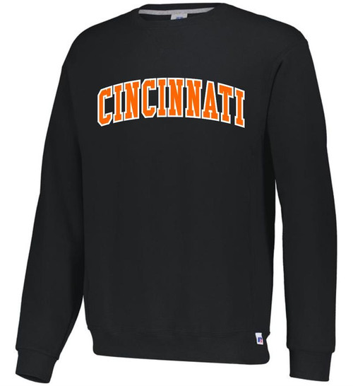 Cincinnati Crewneck Sweatshirt