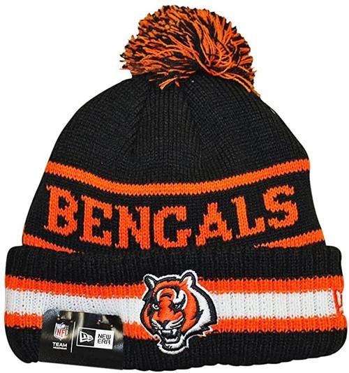 Cincinnati Bengals New Era Vintage Select Knit Hat