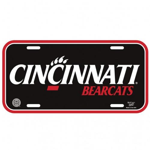 Cincinnati Bearcats License Plate Frame