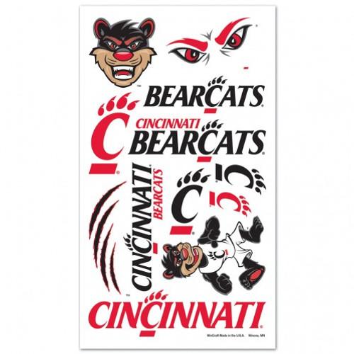 Cincinnati Bearcats Tattoos