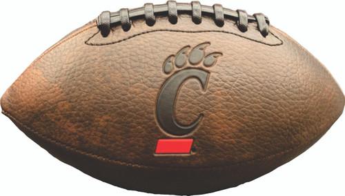 Cincinnati Bearcats Baden Vintage Mini Football