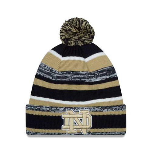 Notre Dame Fighting Irish New Era Sport Knit Hat