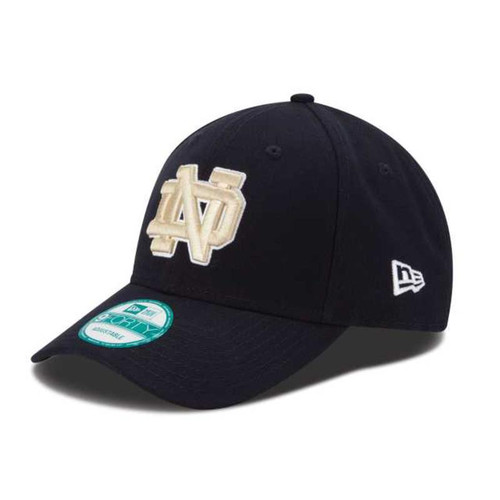 Notre Dame Fighting Irish New Era 9Forty Adjustable Hat