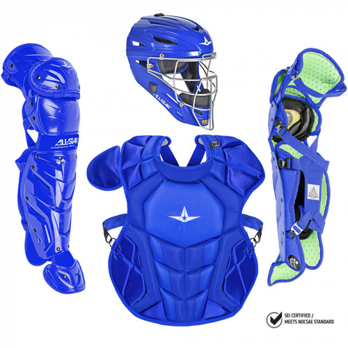 All-Star S7 Axis Youth Solid Pro Catching Kit