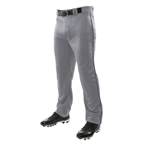 Champro Adult Triple Crown Open Bottom Pant with Pipping