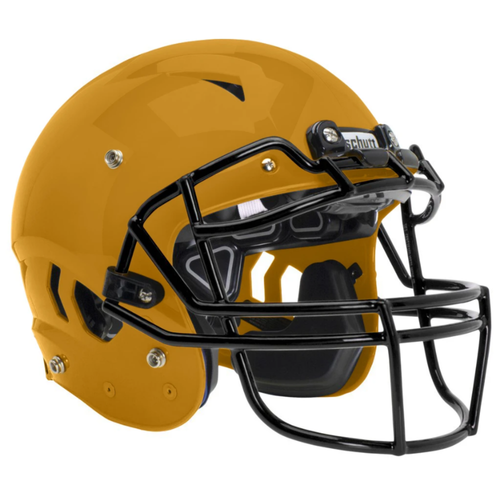 Schutt Vengeance A11 Youth Football Helmet with Carbon Steel Facemask