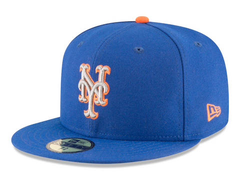 Men's New York Mets Royal New Era Authentic Collection On Field 59FIFTY Fitted Hat