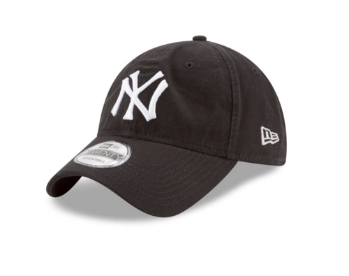 New Era New York Yankees Navy Game Replica Core Classic 9TWENTY Adjustable Hat